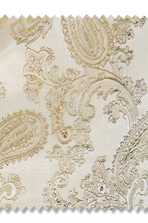 Mr Paisley fabric sample