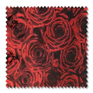 Mr Rose fabric sample
