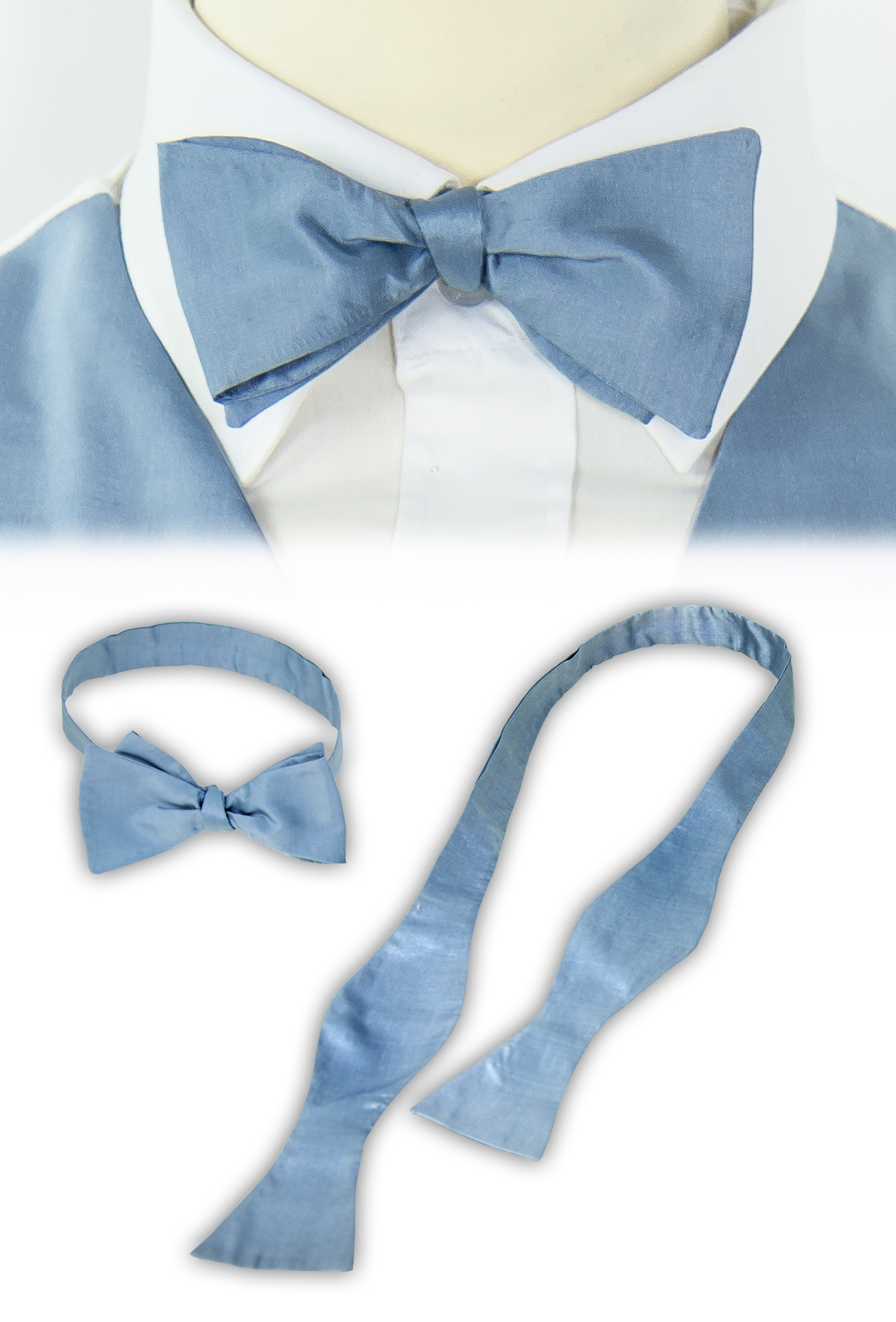 d1da41bb759a Mr Ireland Bow Tie - Waistcoats Direct