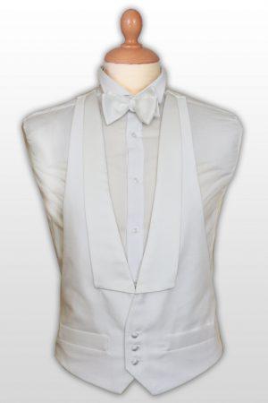 A vintage style 1920's waistcoat style waistcoat