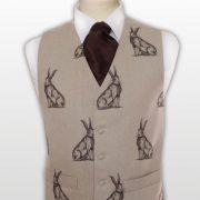 Mr Wild Life fabric sample