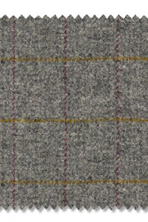 Mr Harris Tweed fabric sample